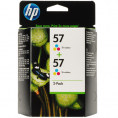 HP57 Twin pack