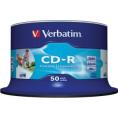 Verbatim CD-R 50stuks Printable