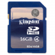 Kingston SD 16GB Class 4