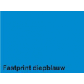 Fastprint Color Kleurpapier A4 120gr 100vel Diepblauw