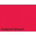 Fastprint Color Kleurpapier A4 80gr 100vel Felrood