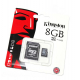 Kingston Mini/Micro SD 8GB Class 4