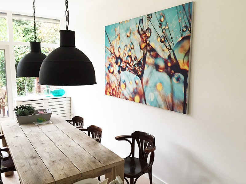 Foto Op Wanddecoratie.Wanddecoratie
